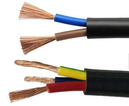 Cina EPR Insulated Rubber Welding Cable Fleksibel Copper Conductor Resistance Chemical pabrik